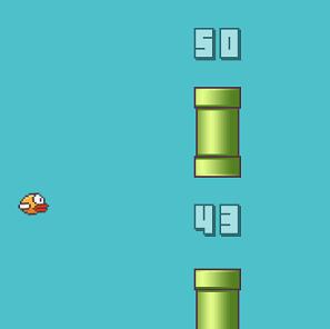 Flappy Bird Math