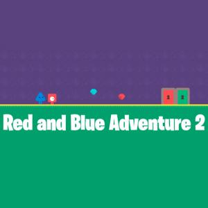 Red and Blue Adventure 2