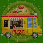 Pizza Trucks Jigsaw